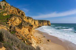 Praia do Canavial Lagos Algarve Porgual