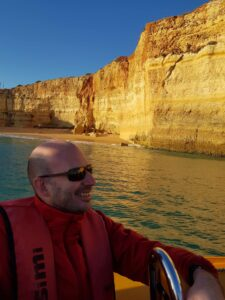 Boat tour Algarve Portugal