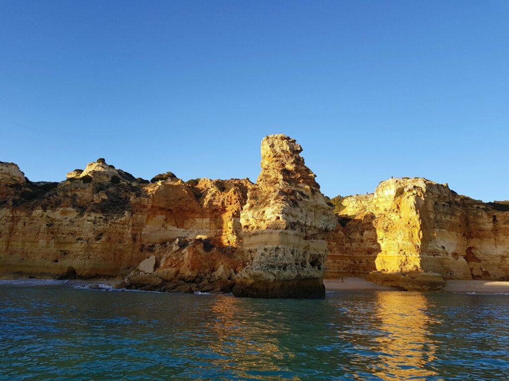 Boat tour Algarve Portugal_2