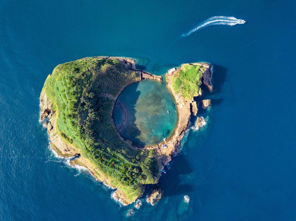 Islet Vila Franca do Campo São Miguel_Azores_Portugal