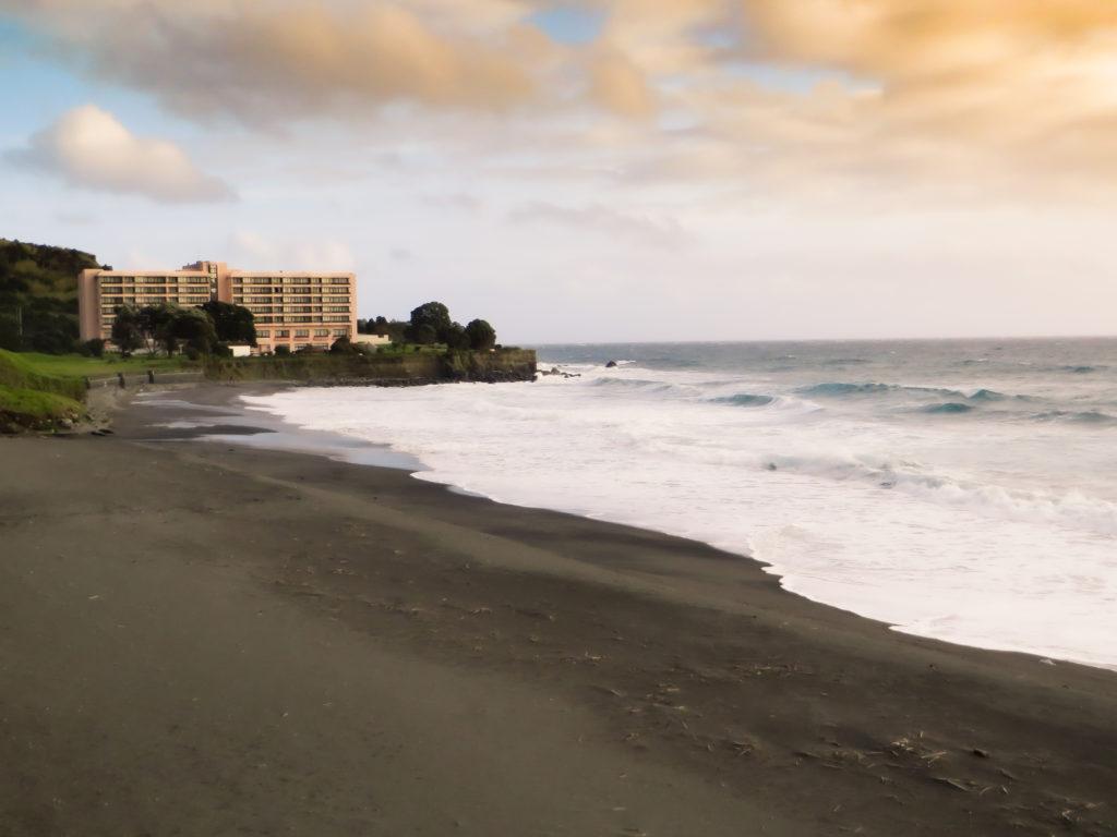 Praia de Água d'Alto São Miguel Azores Portugal
