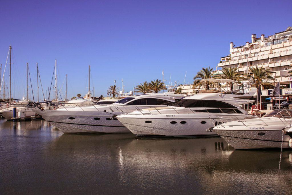 Vilamoura Yacht Harbor Algarve Portugal
