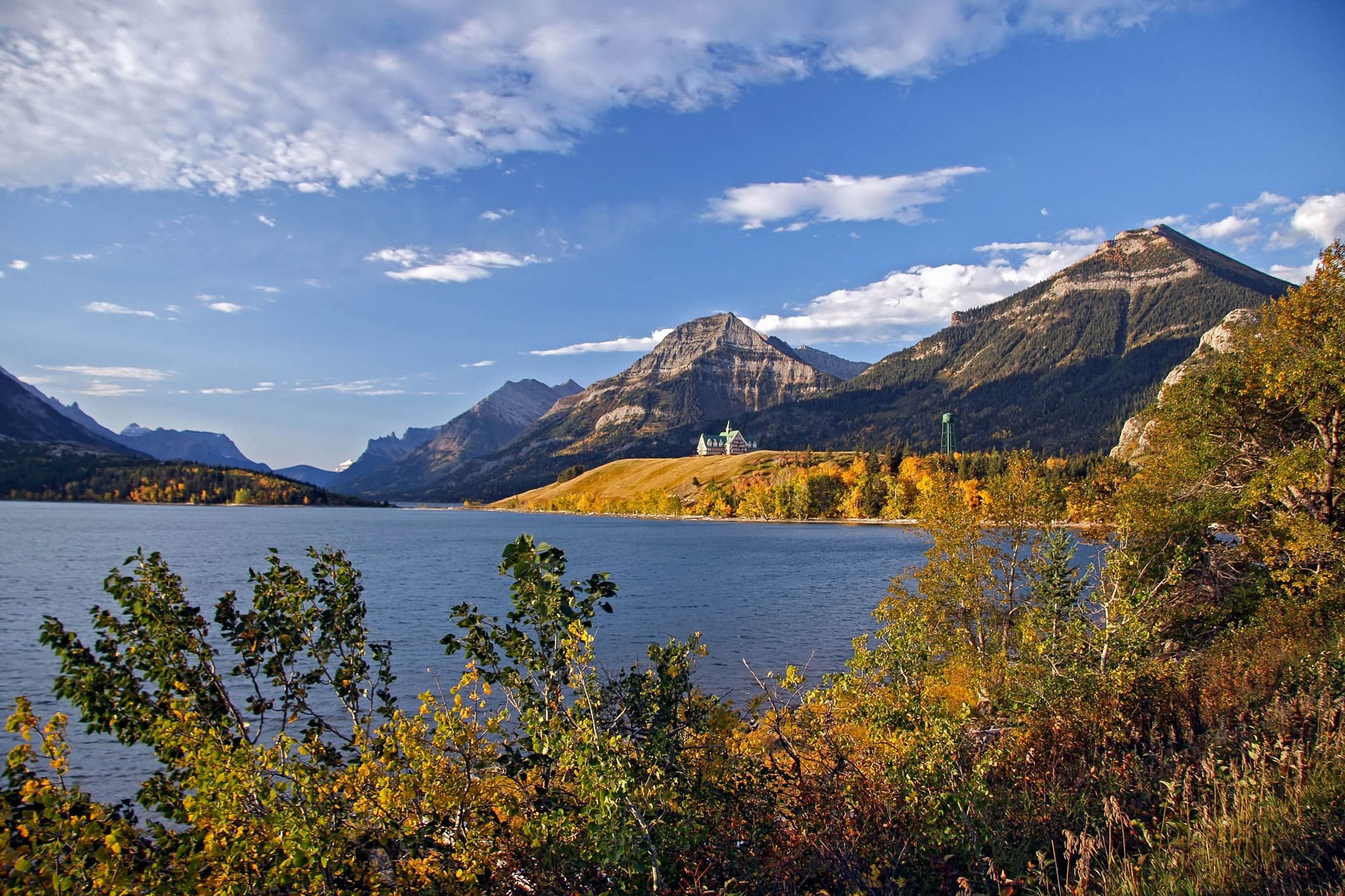 Waterton National Park Canada
