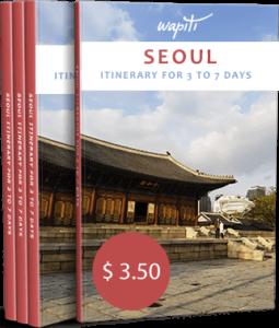 E-guide Seoul