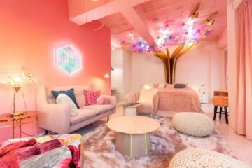 Entire apartment hosted by Moshi Moshi room