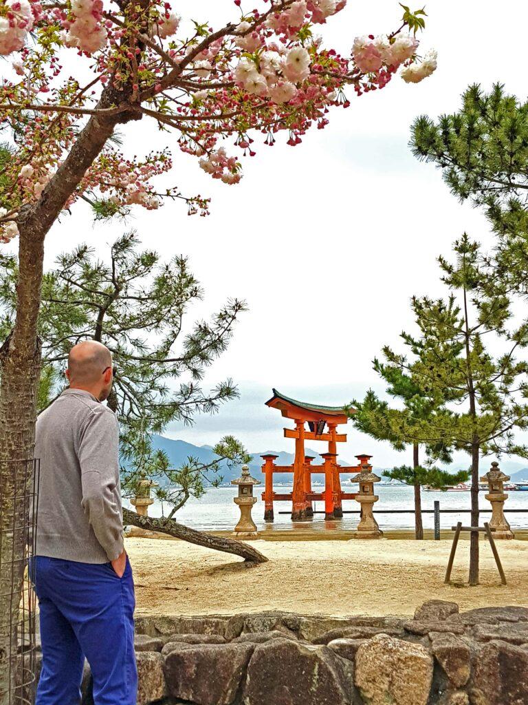 Miyajima Itsukushima shrine