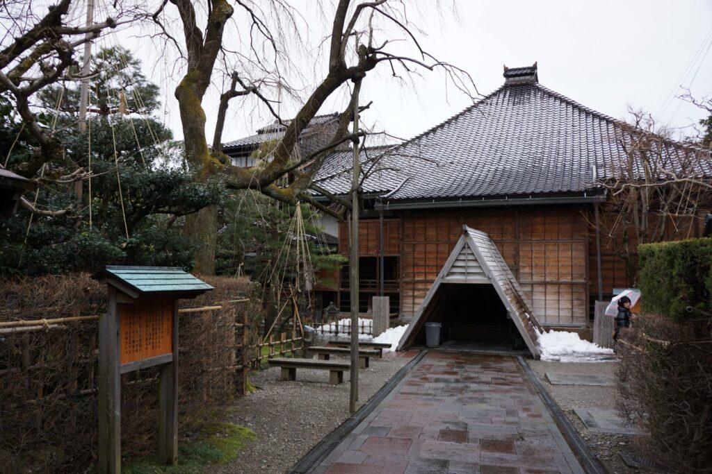 Myoryuji, the Ninja Temple, in Kanazawa, Japan