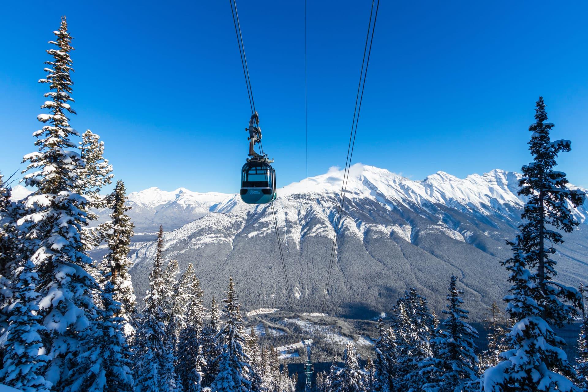 The Banff Gondola