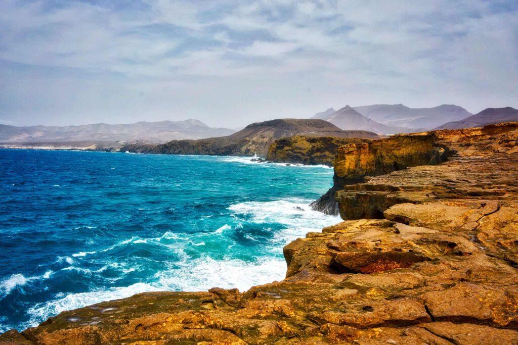 Crete is also a perfect winter sun destination in Europe