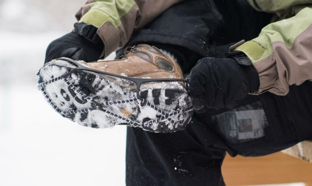 Yaktrax Walk Traction Ice Cleats