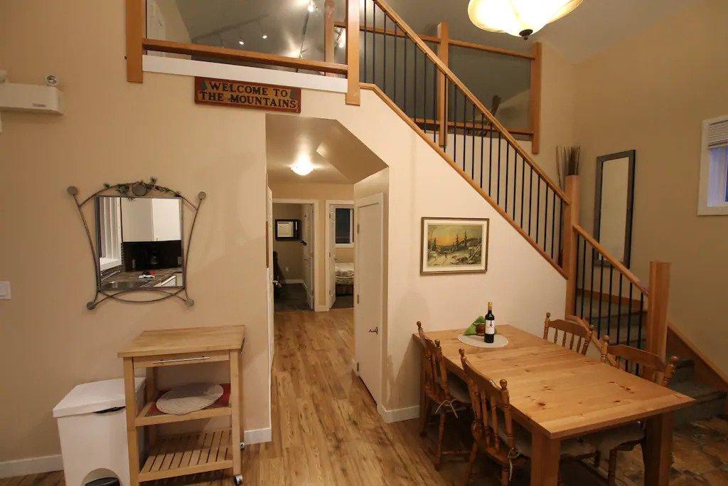Best Airbnb Banff house