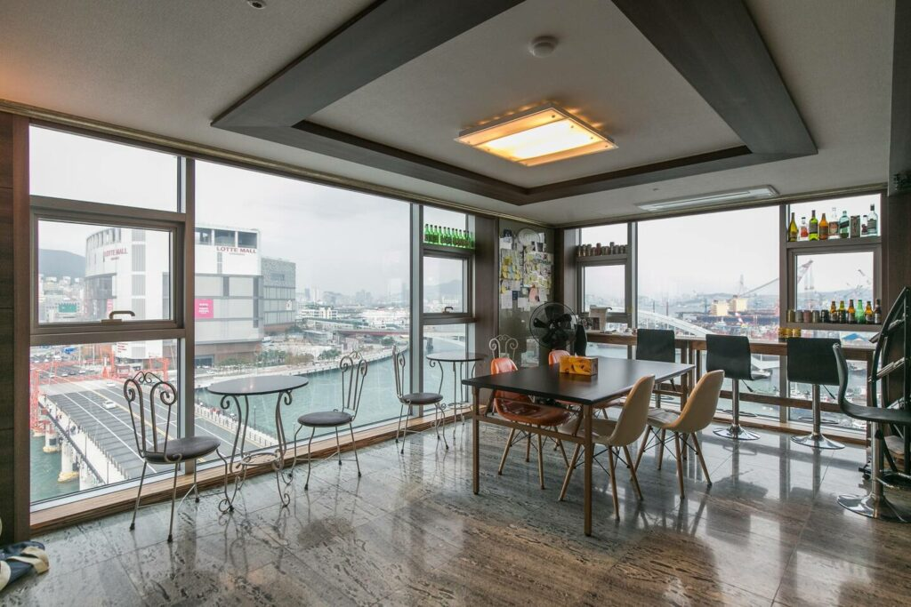 beautiful Airbnb not far from Busan station