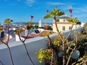 Quite Airbnb appartment in Lagos, Portugal