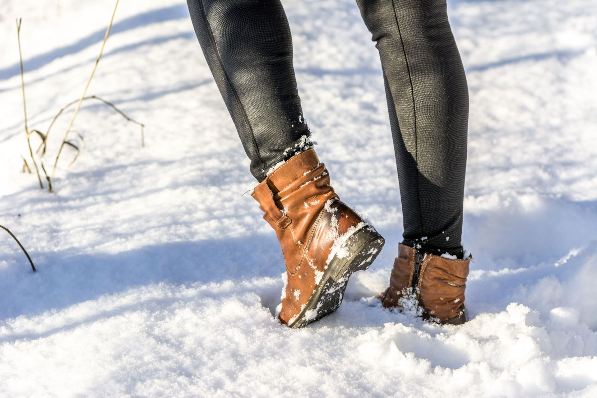 Winter Hiking Leggings