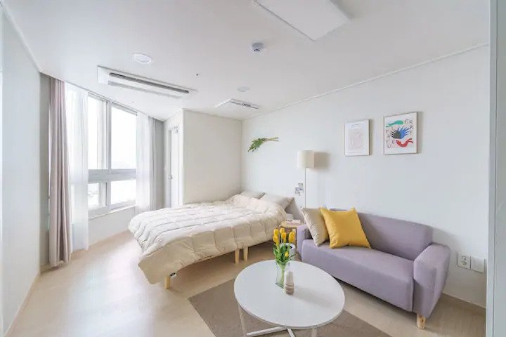 Great Airbnb in Nampo-dong for couples