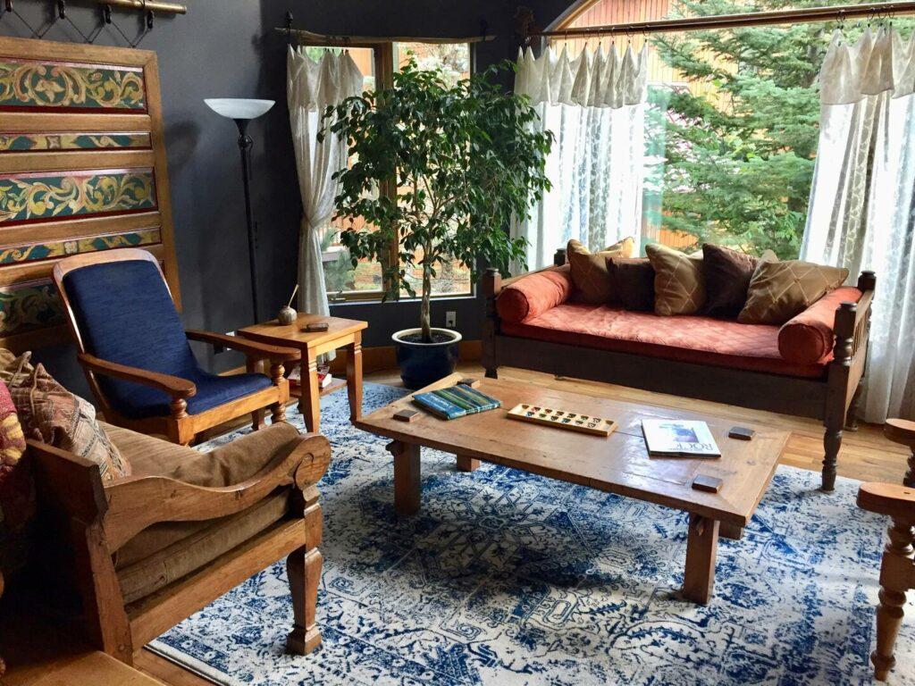 Great Airbnb in fernie ski in ski out