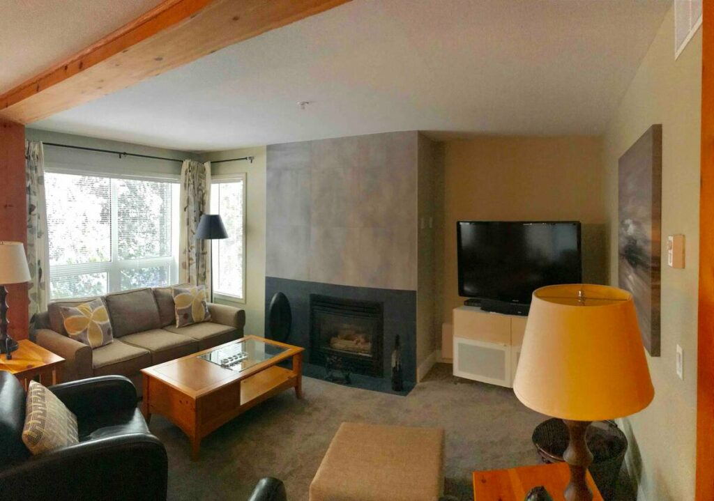 Great Airbnb close to Fernie skihill