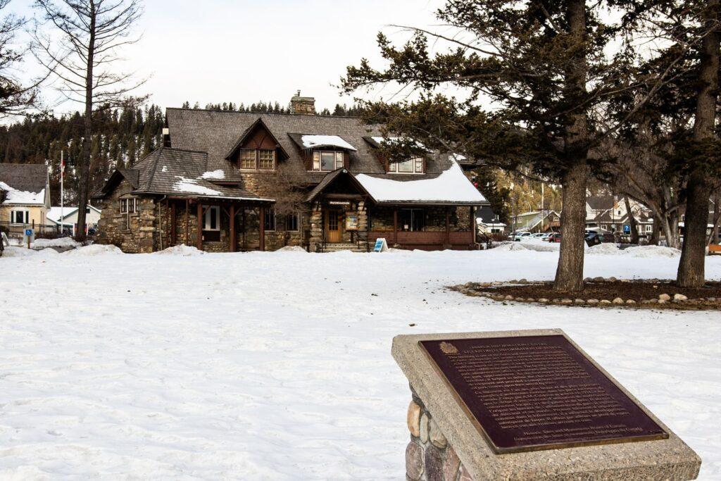 Jasper National Park Visitor Center