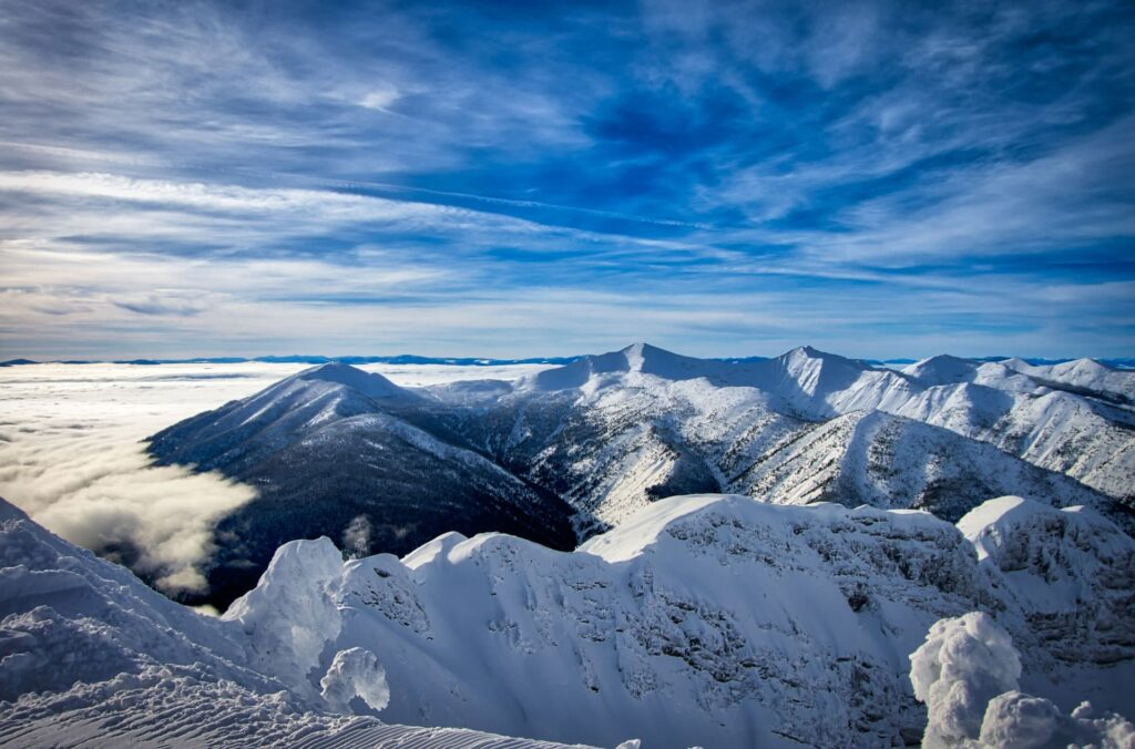 Polar Peak in Fernie Alpine Resort
