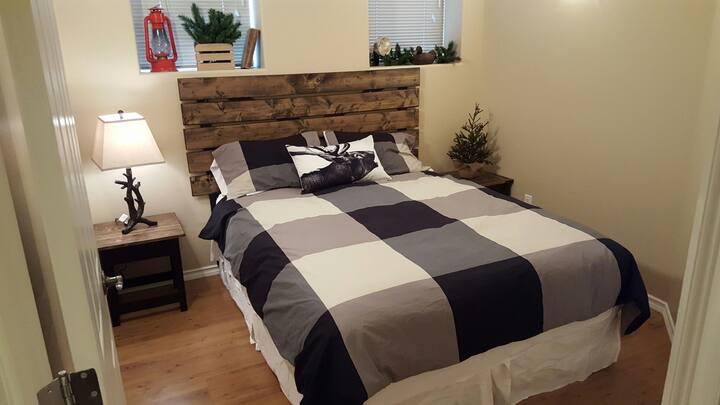 Airbnb Jasper cabin