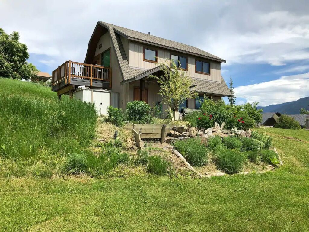 Great Airbnb Fernie Cabin