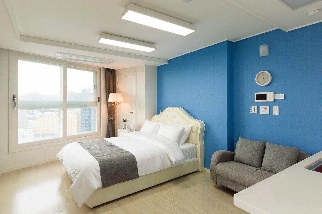 Great Airbnb in Busan near Haeundae beach