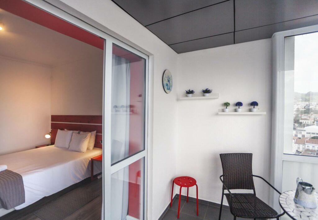Great Airbnb in Ponta Delgada with sea views