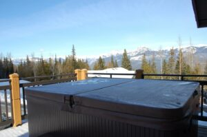 Airbnb Golden near the Kicking horse