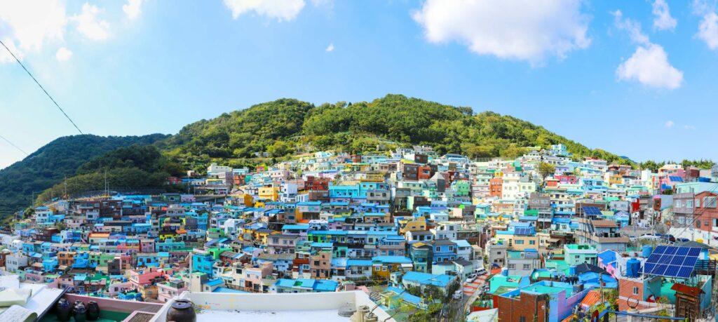 Gamcheon Village in Busan