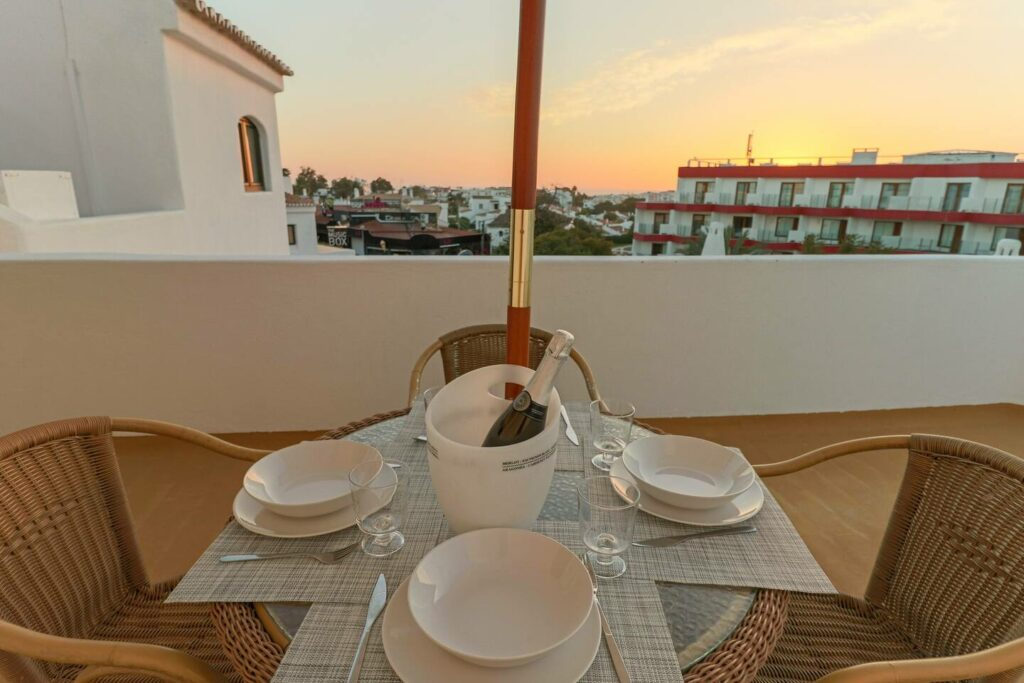 Oura house is one of the best Airbnbs near the strip of Albufeira
