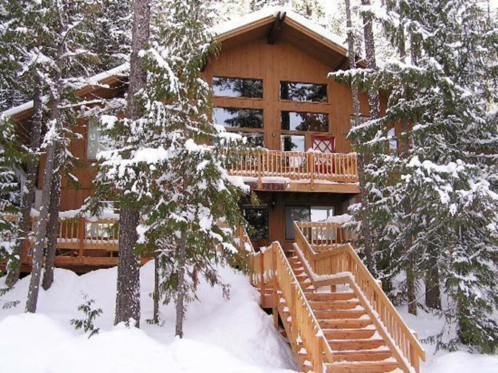 Great Airbnb near Glacier National Park Montana