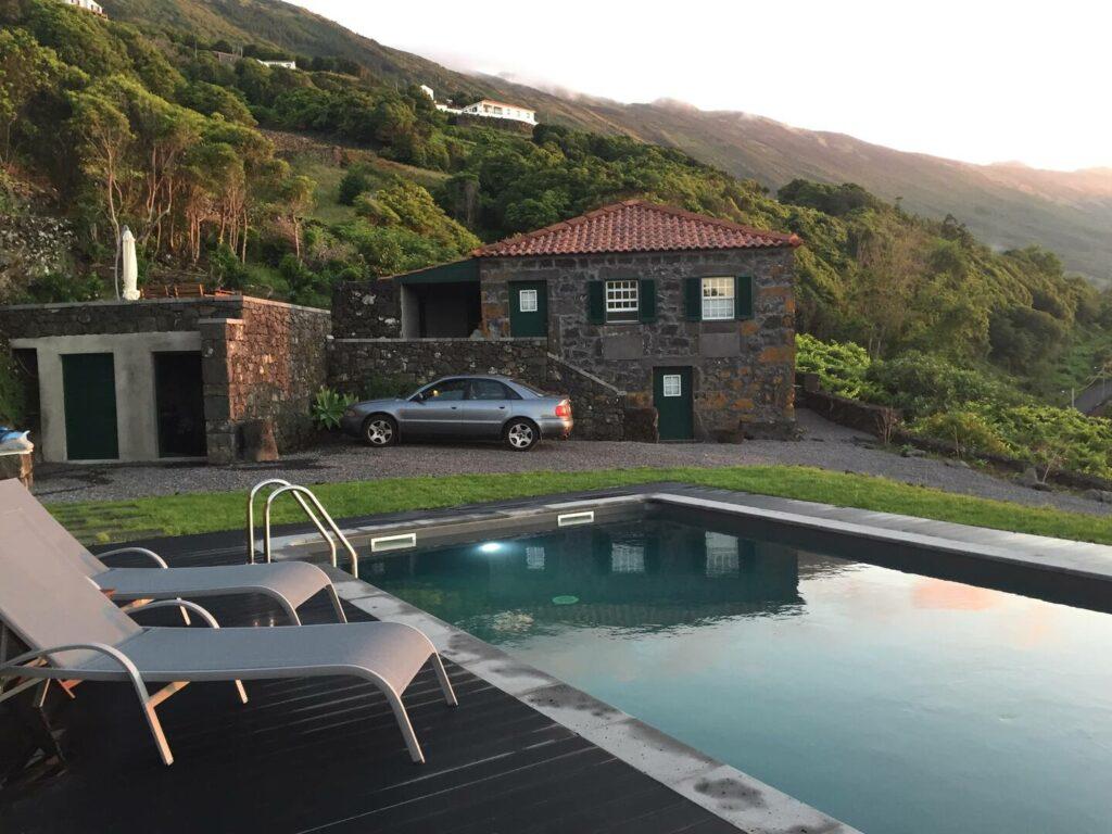 Amazing Airbnb on Pico island