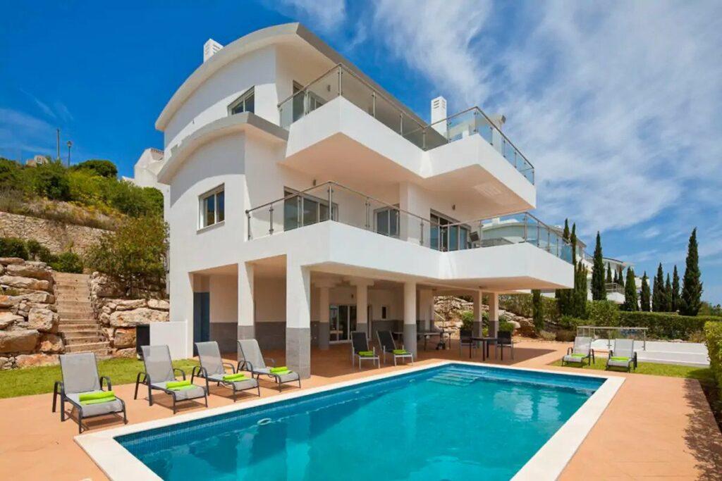 Great Airbnb villa in Sagres