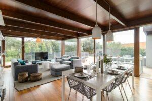 Airbnb Sagres design house
