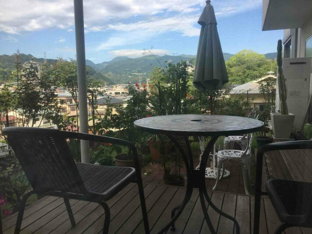 Great Airbnb in Hakone