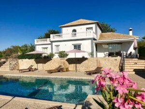 Great villa Airbnb in Tavira