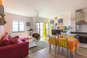 Airbnb in Tavira with pool