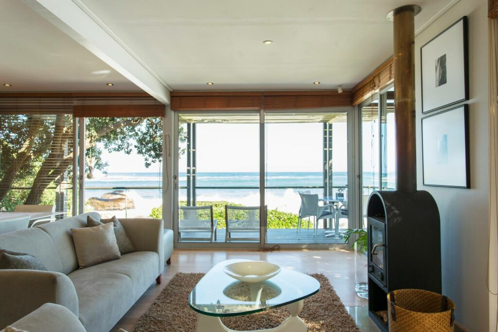 Great Airbnb villa Clifton beach