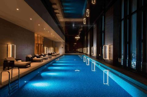 This is a cool hotel in Osaka