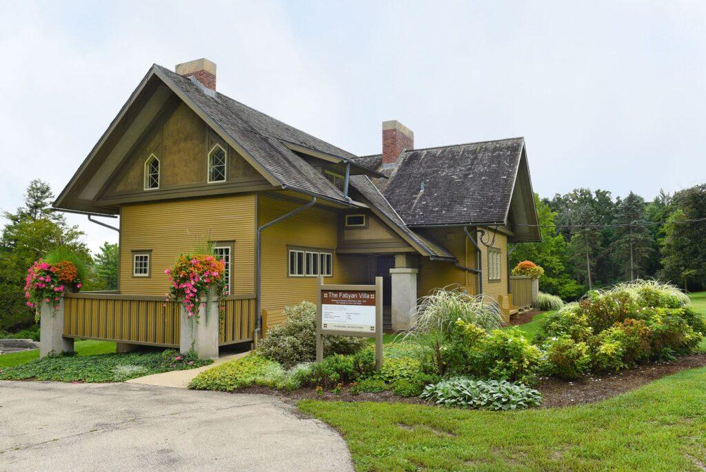 Fabyan Villa in Geneva, Illinois