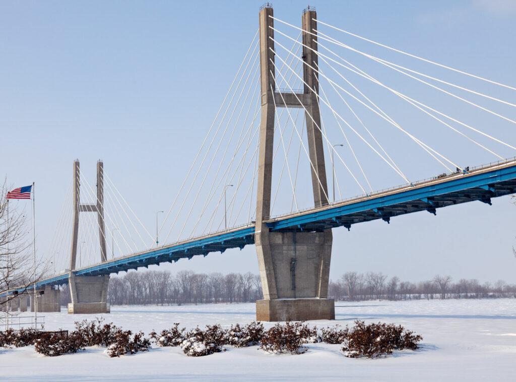 The Quincy Memorial Bridge