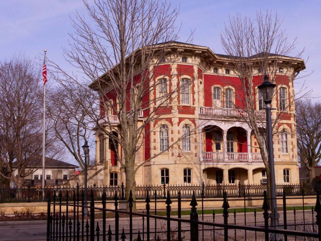 William Reddick Mansion