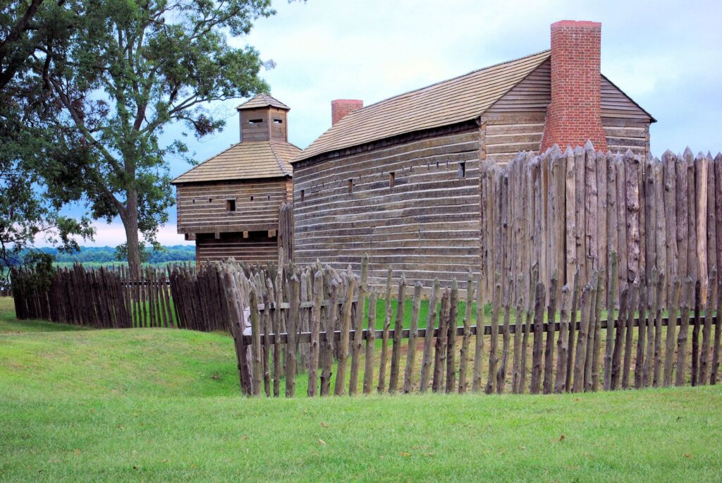Fort Massac is one of the best Southern Illinois State Parks