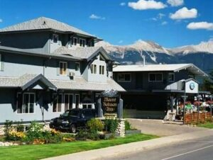 Great place to stay in Jasper for skiing