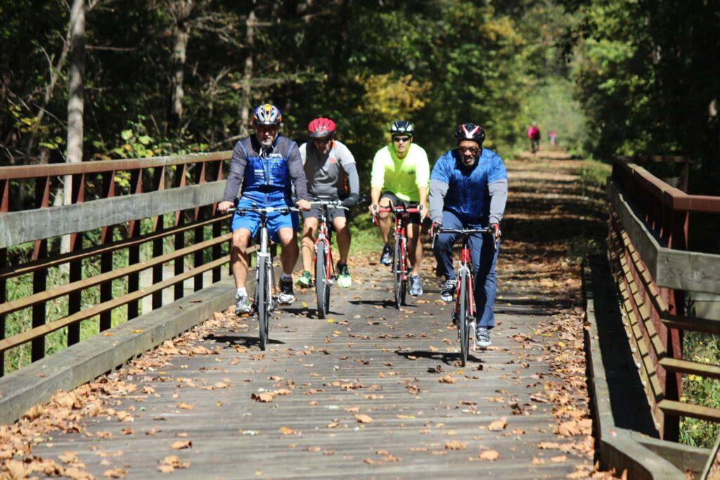 Bike Tunnel Hill State Trail_Illinois