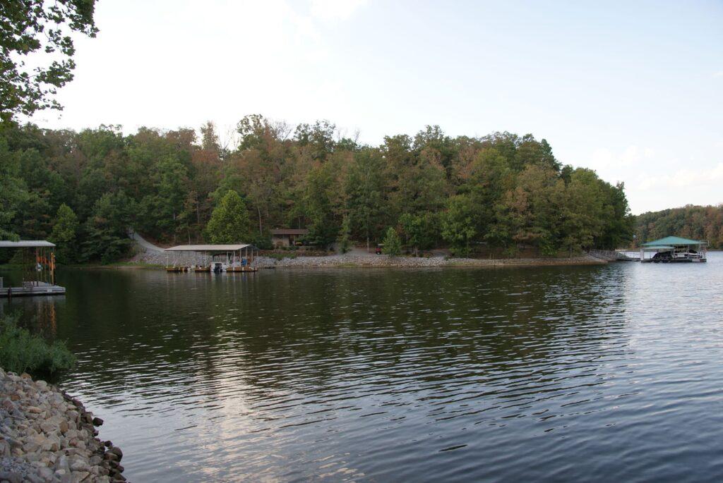 Lake of Egypt in Illinois