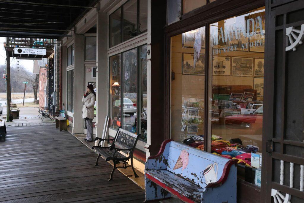 Makanda boardwalk