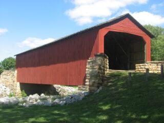 Mary's River Covered Bridge