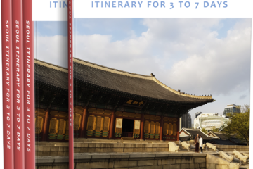 Seoul 3 to 7 days itinerary ebook